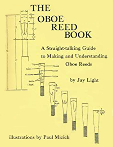 Oboe reeds & supplies for the beginner, student and professional