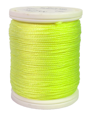 Chartreuse Oboe Reed Tying Thread