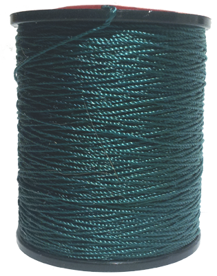 Forest Green Oboe Reed Tying Thread