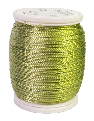 Spring Green Oboe Reed Tying Thread